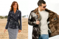 Пошив кожаной куртки, пальто, брюки в ателье Киева по доступной цене