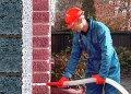 Утеплення будинків рідким пінопластом (піноізолом)