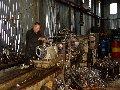 Механическая обработка металических деталей