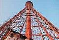 Антикоррозийная защита и покраска металлоконструкций