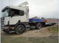Перевозка тяжеловесных негабаритных грузов
