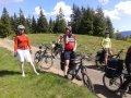Один день в Карпатах на велосипеді