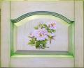 Ручная художественная роспись фасадов мебели