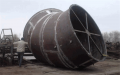 Производство металлоконструкции из стальных профилей