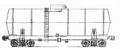 Freight transportation by the 4-axis tank for wine materials, model 15-1593