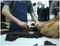 Восстановление кожаной одежды