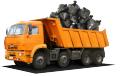 Export of construction debris