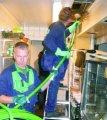 Пневмопескоструйная очистка промышленных обьектов