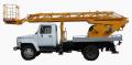 Аренда автовышки АП-18  ГАЗ-3309 18 м