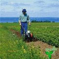 Mechanical cultivation of the earth