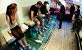 Изготовление аквариума для салона фиш спа системы (Fish SPA)