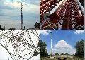 Изготовим решетчатые башни GSM