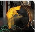 Услуги химической промывки теплообменников, химическая очистка теплообменников
