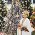 ХИТ-ПАРАД  Новогодних елок  состоится 13-16 сентября 2017  в МВЦ, Киев.