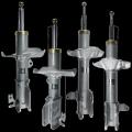 Заміна двох задніх амортизаторів (заміна амортизаторів, опорних підшипників, пильників та відбійників)