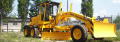 Repair of the construction road equipment of the MISTA RD 165 GRADER and others