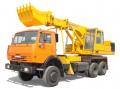 Capital repairs of UDS-114, 214 excavators (Slovakia), LIEBHERR (Germany), K 606, 612, 406, 408 (Poland), ATEK and BOREKS (Ukraine)