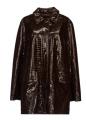 Пошив пальто из кожи