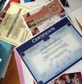 Printing of certificates