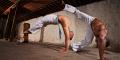 Кардио тренировка, боевые искусства, растяжка.