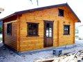 Строительство типовых дачных дома