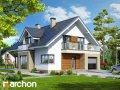 Проекты домов в современном стиле Дом в тимьяне 5 Archon