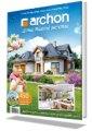 Проекты домов в современном стиле Дом в хлорофитуме 2 Archon