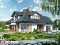 Проекты домов в современном стиле Дом в чернушке 2 Archon