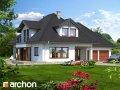Проекты домов в современном стиле Дом в чернушке Г2 Archon
