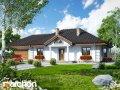 Проекты домов с гаражом на 2 машины Дом под красной рябиной Г2 Archon