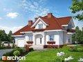Проекты домов с подвалом Дом в вербене П Archon