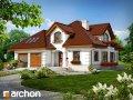 Проекты средних домов 150-200 м2 Дом в бергамотах Г2П Archon