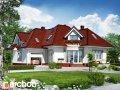 Проекты средних домов 150-200 м2 Дом в бересклете Archon