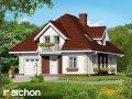 Проекты средних домов 150-200 м2 Дом в боярышнике Archon