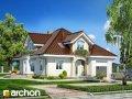 Проекты средних домов 150-200 м2 Дом в зорьках Archon
