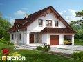 Проекты средних домов 150-200 м2 Дом в функиях Archon