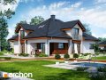 Проекты средних домов 150-200 м2 Дом в хебе Archon