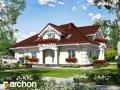 Проекты средних домов 150-200 м2 Дом в эхинацеях 2 Archon