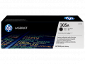 Услуга заправки картриджа  HP CE410А 305А черный для лазерных принтеров