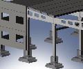 Строительство  Железобетонных БМЗ (быстромонтируемые здания)