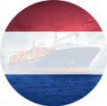 Sea container transportations in the Black Sea basin from Holland