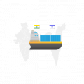 Delivery of containers from Israel to Ukraine