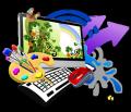 Работа дизайнера (логотип,иллюстрация)