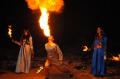 Огненная шоу-программа на Новый год ! Фаер шоу для корпоратива !