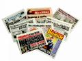 Изготовление журнальной продукции на газетной бумаге 300 страниц