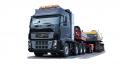Oversized transportation from Ukraine to Austria
