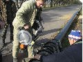 Монтаж наружных сетей газопроводов, водопроводов и канализационных сетей из полиэтилена (ПЭ) и поливинилхлорида (ПВХ).