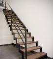 Изготовление и монтаж лестниц любой конфигурации и маршевых габаритных лестниц под заказ