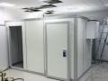 Монтаж холодильных камер