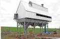 Reconstruction of grain drying systems